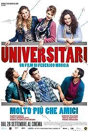 Universitari - Molto più che amici Poster