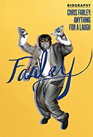 Biography: Chris Farley - Anything for a Laugh Poster