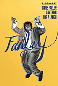 Primary photo for Biography: Chris Farley - Anything for a Laugh