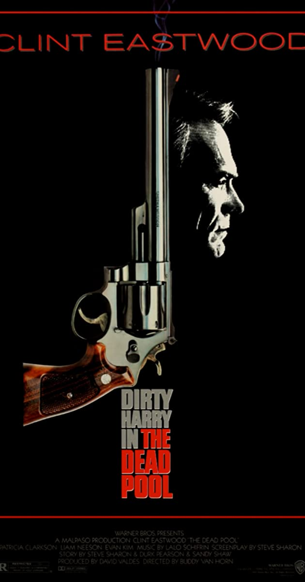 Subtitle of Dirty Harry: The Dead Pool