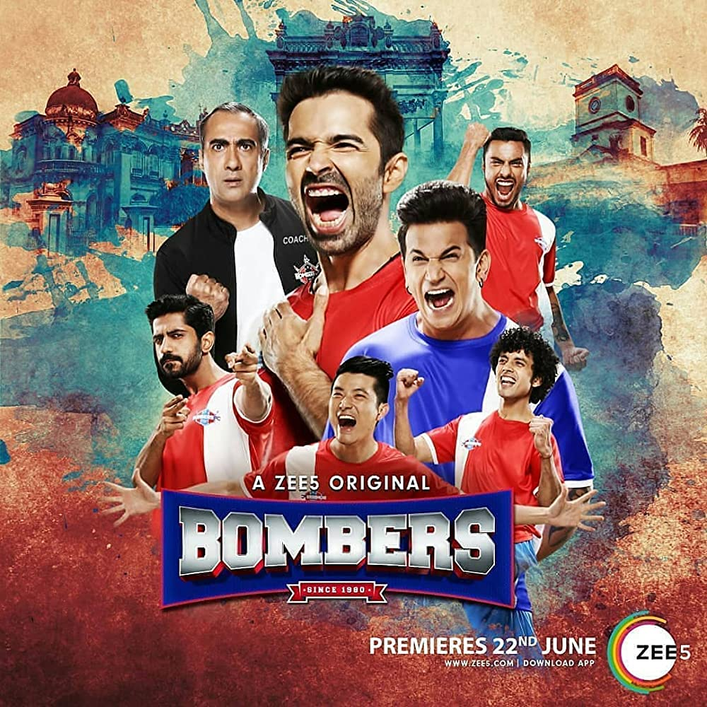 18+ Bombers 2019 S01 Hindi (Ep 01-05) Zee5 Series 500MB WEB-DL Download