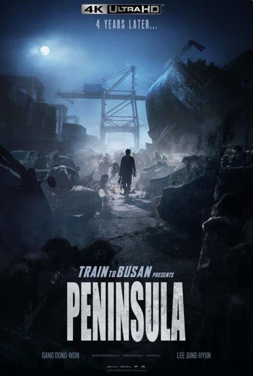 Train to Busan 2 : Peninsula 2020 720p HEVC WEB-HDRip Dual Audio Hindi Korean 650 MB