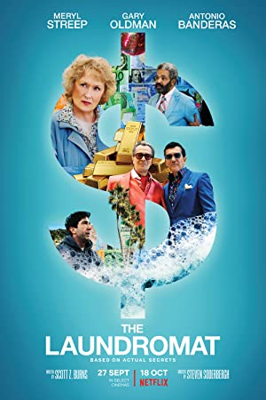 The Laundromat Full Movie in Hindi (2019) Download | 480p (300MB) | 720p (900MB)