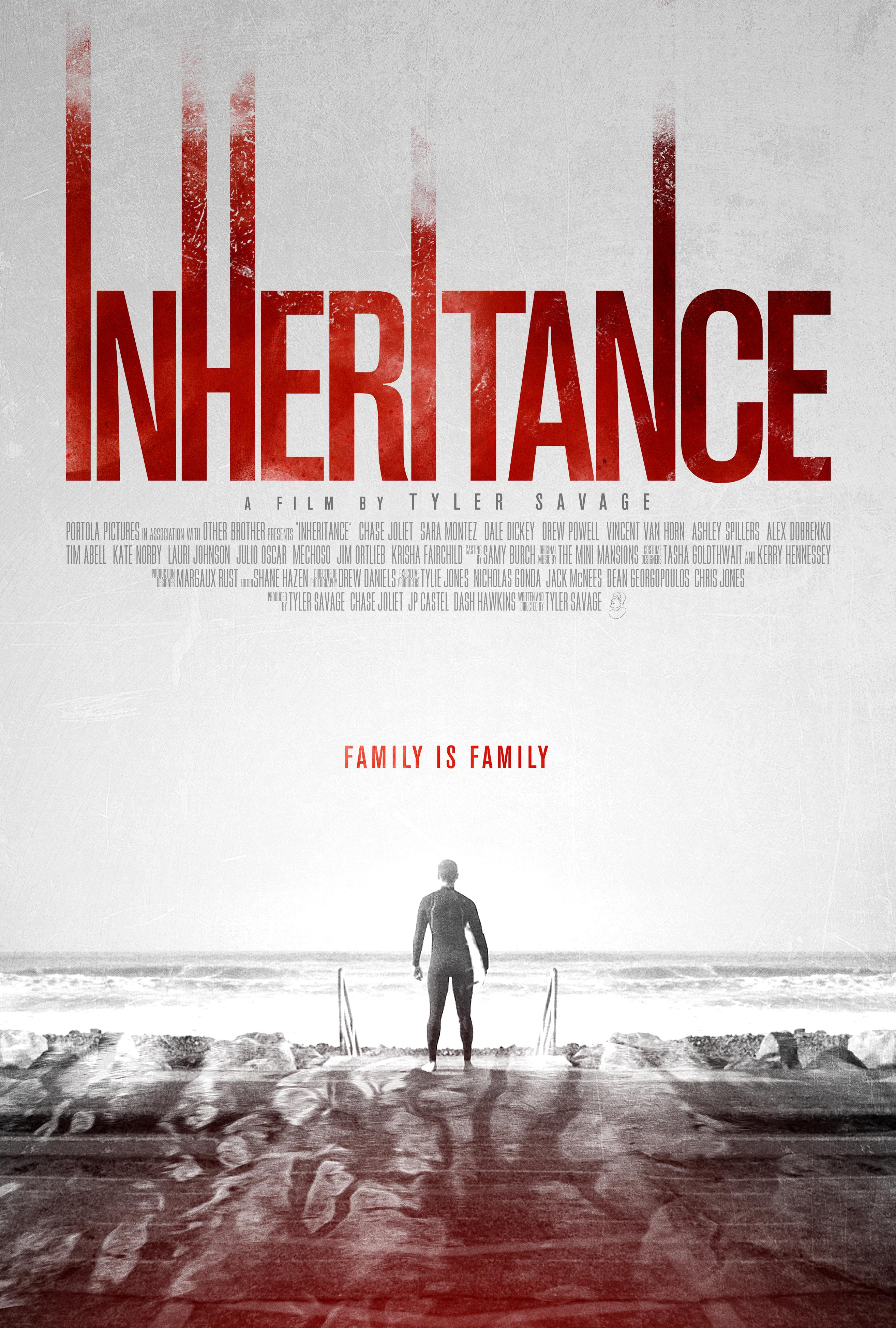 Inheritance (2017) - IMDb