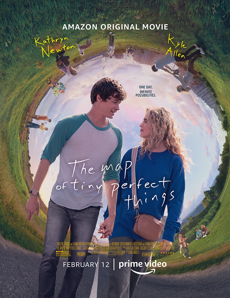 Download Filme The Map of Tiny Perfect Things Qualidade Hd