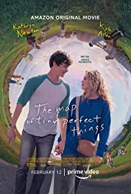 Kathryn Newton and Kyle Allen in The Map of Tiny Perfect Things (2021)