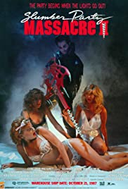 Slumber Party Massacre II (1987) Poster - Movie Forum, Cast, Reviews