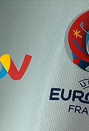 ITV Sport: Euro 2016 Poster