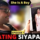 Ankit Shah and Nidhi Shah in Dating Siyapaa (2020)