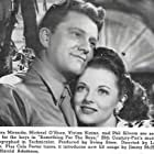 Vivian Blaine and Michael O'Shea in Something for the Boys (1944)