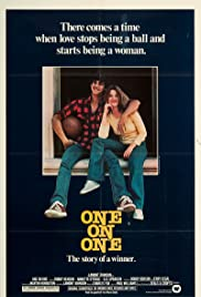 One on One (1977) Poster - Movie Forum, Cast, Reviews