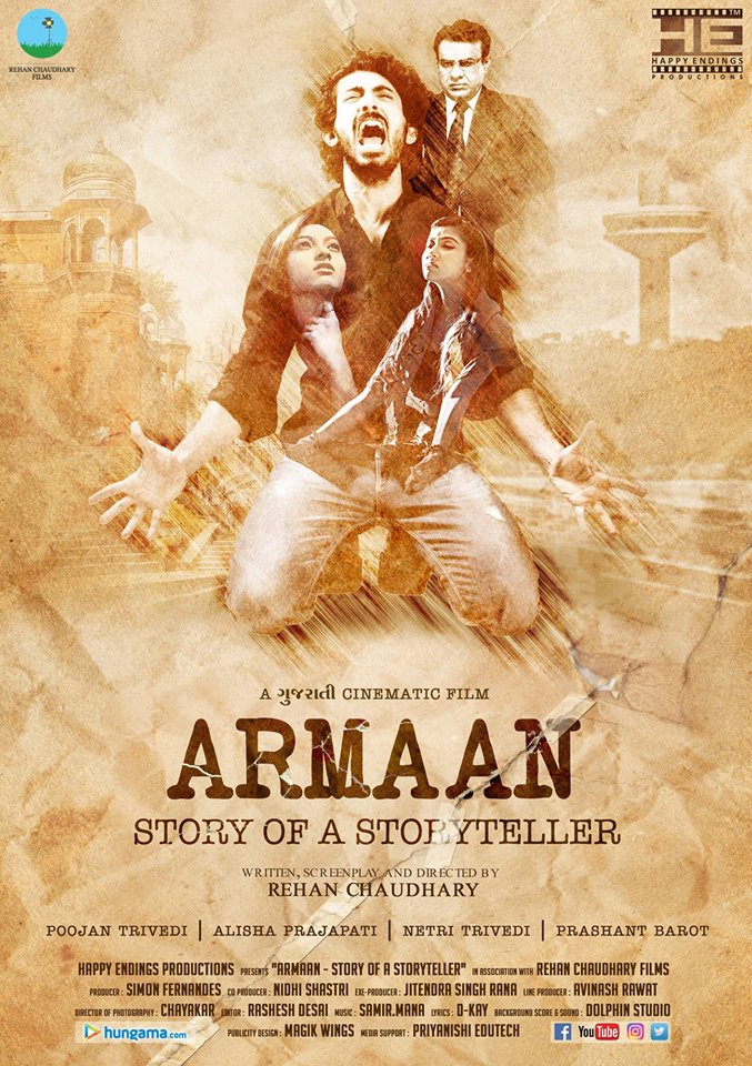 Armaan Story of a Storyteller (2017) 1080p AMZN WEB DL – AVC – DDP 5.1 – E-Subs – DUSIcTv | 5 GB |