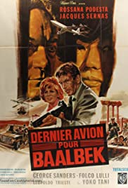 Last Plane to Baalbeck Poster
