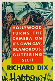 It Happened in Hollywood (1937) Poster - Movie Forum, Cast, Reviews