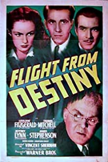 Flight from Destiny (1941)
