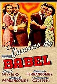 El camino de Babel Poster