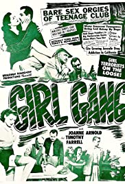Girl Gang (1954) Poster - Movie Forum, Cast, Reviews