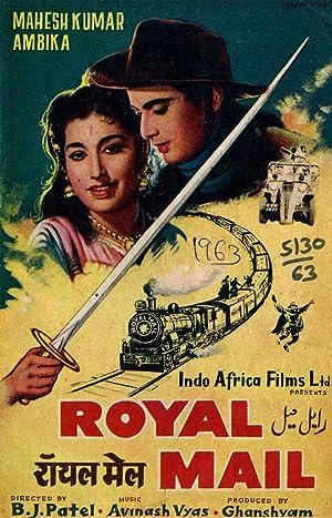 Royal Mail movie, song and  lyrics
