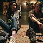 Colin Ford and Ajiona Alexus in Family Blood (2018)
