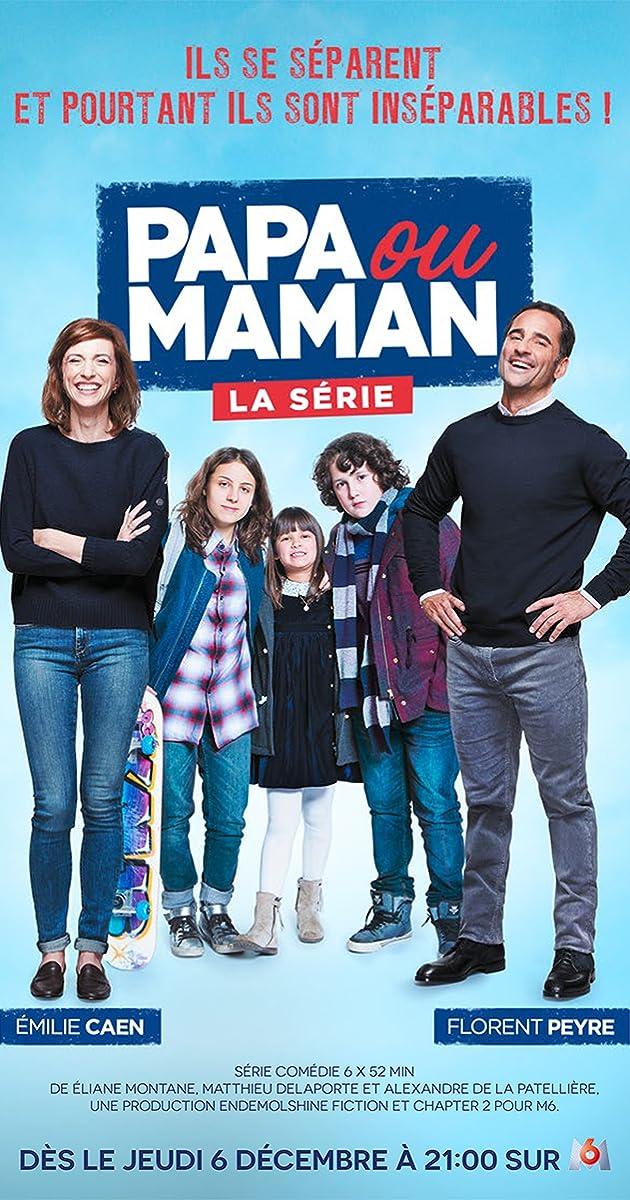 download scarica gratuito Papa ou Maman o streaming Stagione 1 episodio completa in HD 720p 1080p con torrent