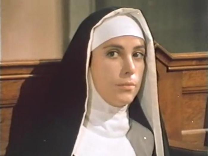 Paola Montenero in La vera storia della monaca di Monza (1980)