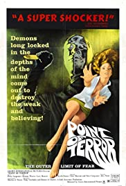 Point of Terror Poster