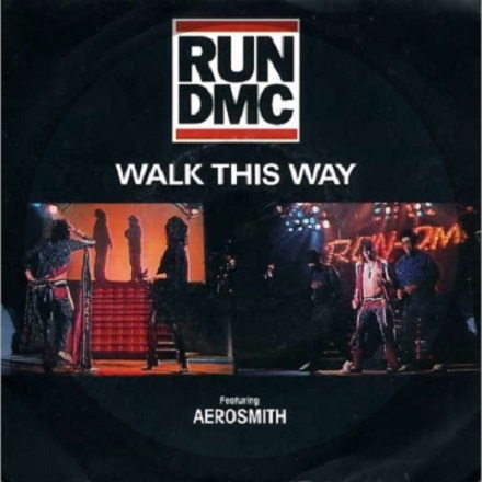 Run Dmc And Aerosmith Walk This Way Video 1986 Imdb