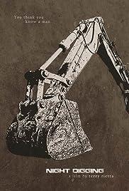 Night Digging Poster