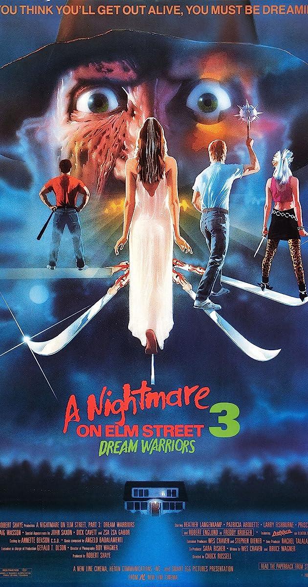 1e910f930e6 A Nightmare on Elm Street 3: Dream Warriors (1987) - IMDb