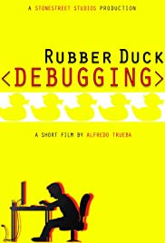 Rubber Duck Debugging Poster