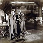 Basil Rathbone and Nigel Bruce in The Scarlet Claw (1944)