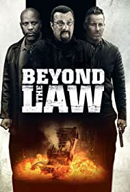 Steven Seagal, DMX, and Johnny Messner in Beyond the Law (2019)