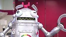 Torte levitanti e robotizzate