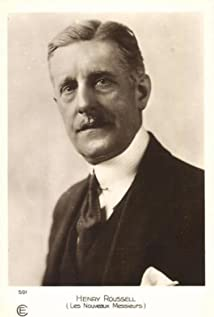 Henry Roussel Picture