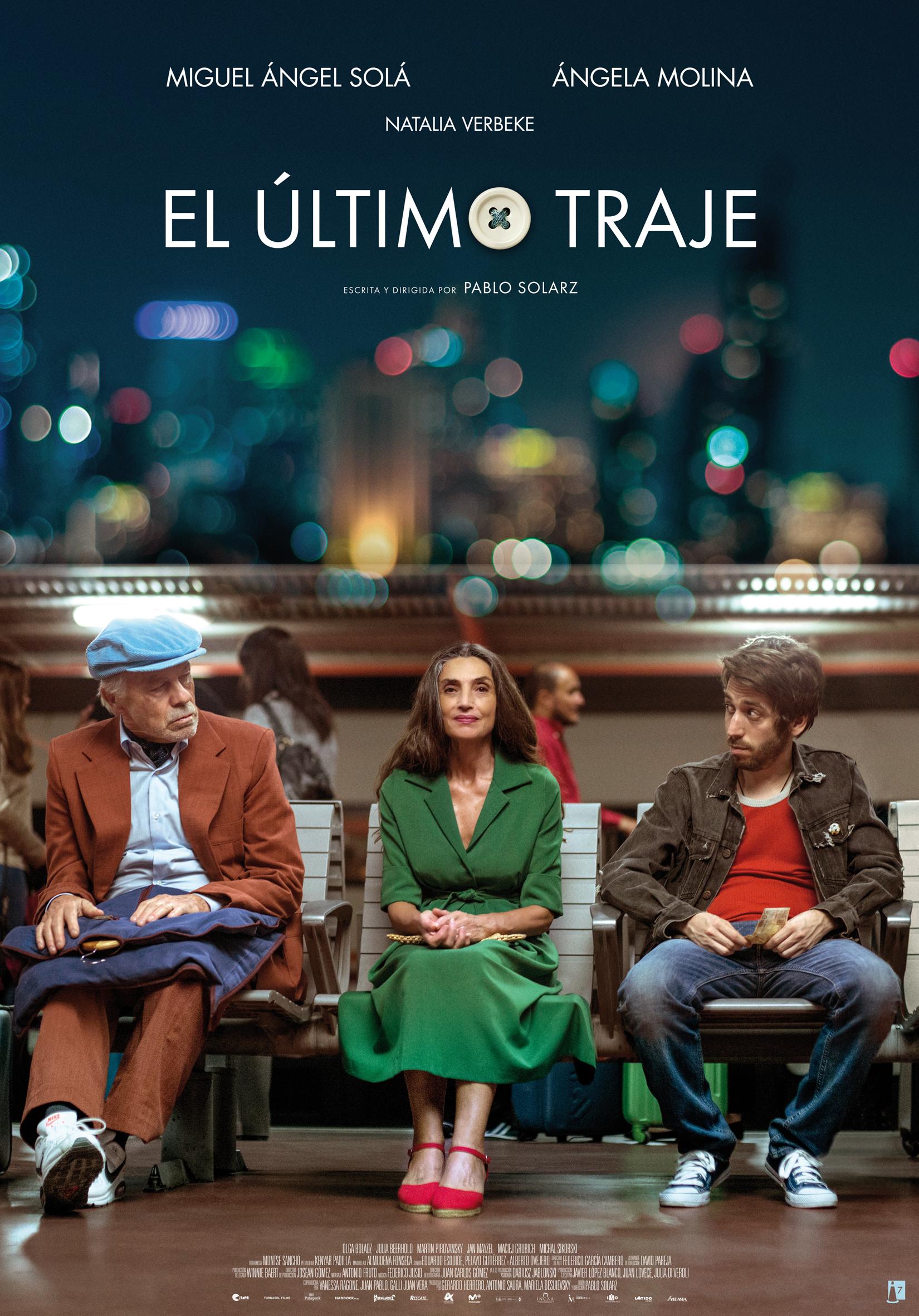 El último traje (2017) | DVDRip Latino HD GoogleDrive 1 Link