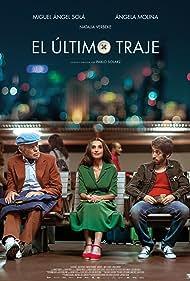 Ángela Molina, Martín Piroyansky, and Miguel Ángel Solá in El último traje (2017)