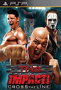 Primary photo for TNA Impact!: Cross the Line