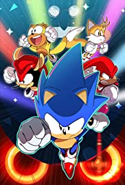 sonic mania adventures tv mini series 2018 imdb