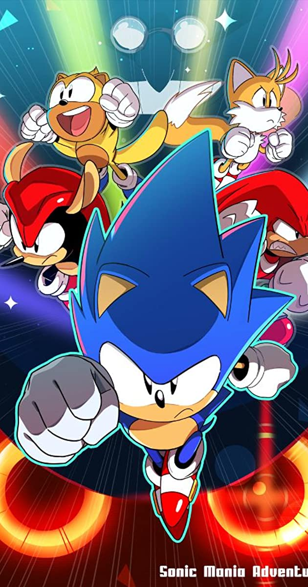download scarica gratuito Sonic Mania Adventures o streaming Stagione 1 episodio completa in HD 720p 1080p con torrent
