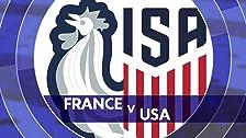 Francia contra Estados Unidos