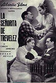 Miss Trevelez Poster