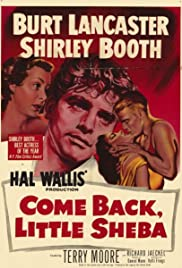 Come Back, Little Sheba (1952) Poster - Movie Forum, Cast, Reviews