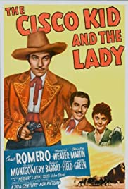 The Cisco Kid and the Lady Poster