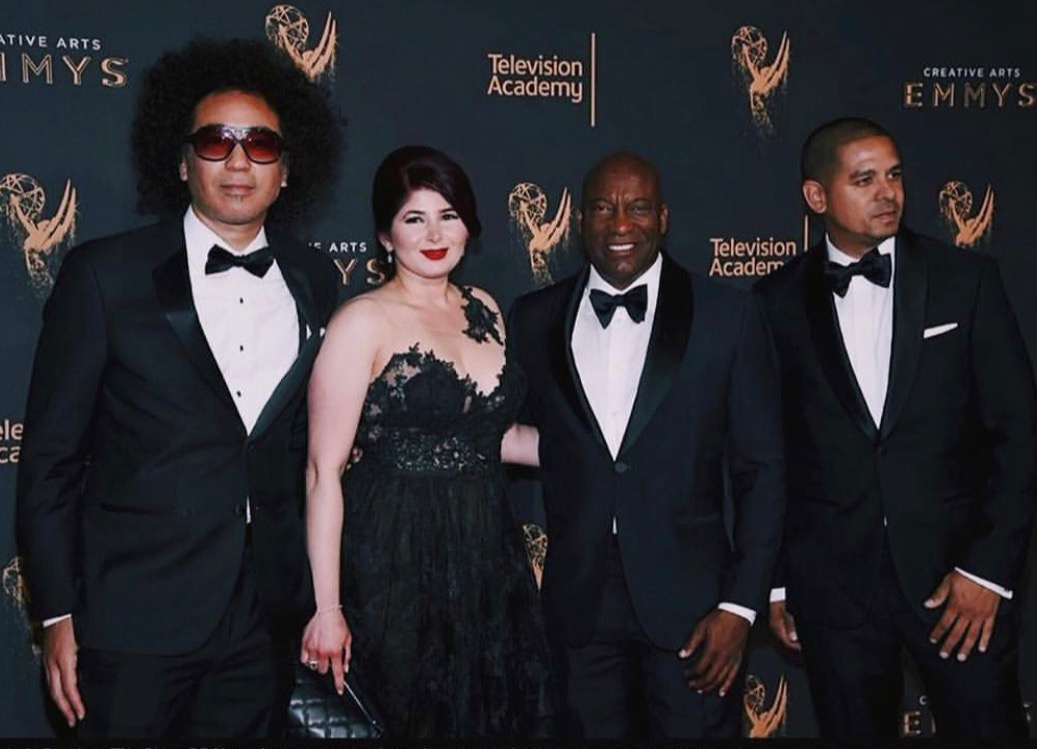 L.A. Burning 2017 Emmys with John Singleton, One9, Editors (Dan Cooper, Yvette Amarian)