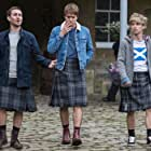 Martin Compston, Joe Thomas, and Paul Brannigan in Scottish Mussel (2015)