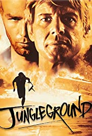 Jungleground Poster