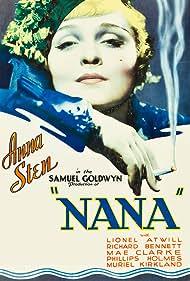 Anna Sten in Nana (1934)