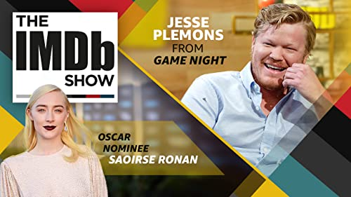 Ep. 114 'Game Night' Star Jesse Plemons and Saoirse Ronan