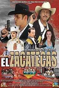 Jorge Luke, Oscar Lopez, Fernando Sáenz, and Emilio Franco in El Zacatecas (2007)