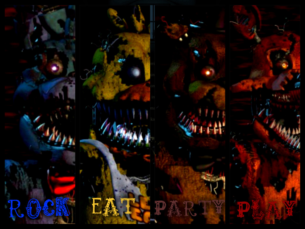 Five Nights At Freddys 4 The Final Chapter 2015